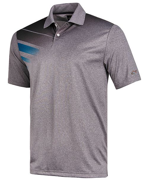 Greg Norman Men's Printed Polo, Created for Macy's