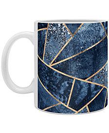 Deny Designs Elisabeth Fredriksson Blue Stone Coffee Mug