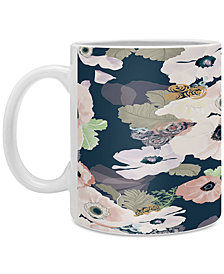 Deny Designs Khristian A Howell Une Femme In Blue Coffee Mug