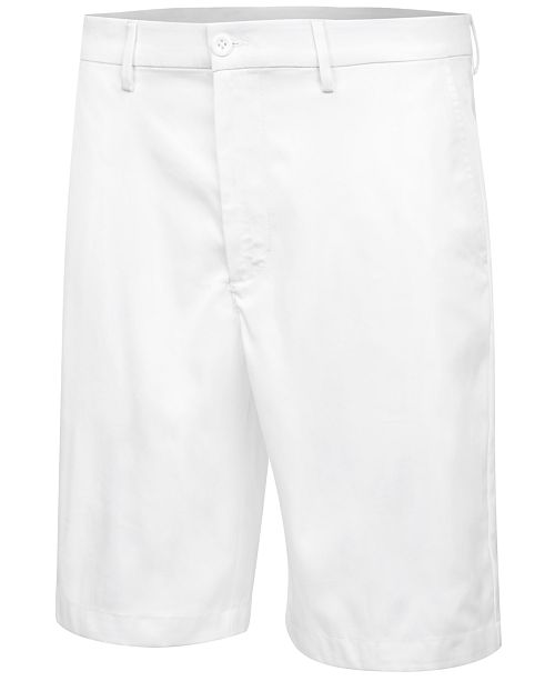 """Greg Norman Men's Core 10"""" Classic-Fit Shorts, Created for Macy's"""