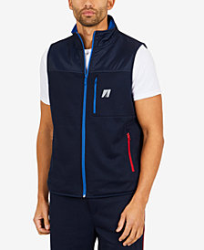 Nautica Men's Pop Color Tech Vest