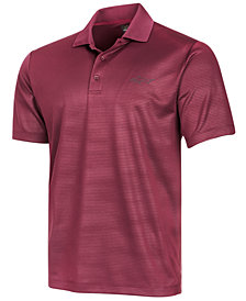 Greg Norman for Tasso Elba Men's Embossed Polo, Created for Macy's