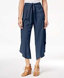 American Rag Juniors' Culotte Pants, Created for Macy's