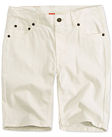 Levi's® 511 Sueded Shorts, Toddler Boys