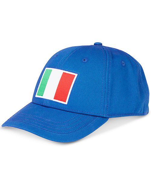 1d73027e60f ... Nautica Men s Italy Embroidered Baseball Cap