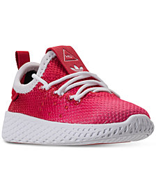 adidas Toddler Boys' Originals Pharrell Williams Tennis HU Casual Sneakers from Finish Line