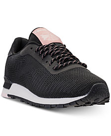 Reebok Women's Classic Leather Flexweave Casual Sneakers from Finish Line