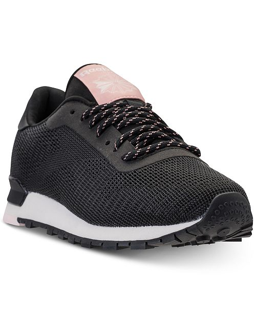 d7c0597643747 Reebok Women s Classic Leather Flexweave Casual Sneakers from Finish Line