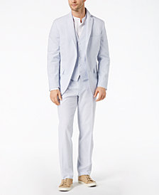 I.N.C. Men's Seersucker Suit Separates, Created for Macy's