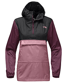 The North Face Fanorak Packable Wind-Resistant Jacket