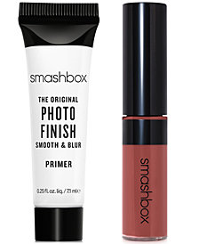 Receive a Free 2pc gift with any $40 Smashbox purchase