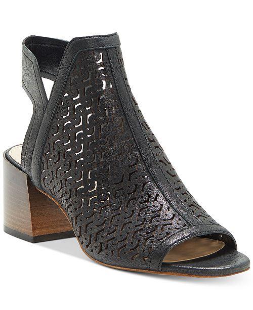 c2b60b55b2cae Vince Camuto Sternat Shooties   Reviews - Boots - Shoes - Macy s