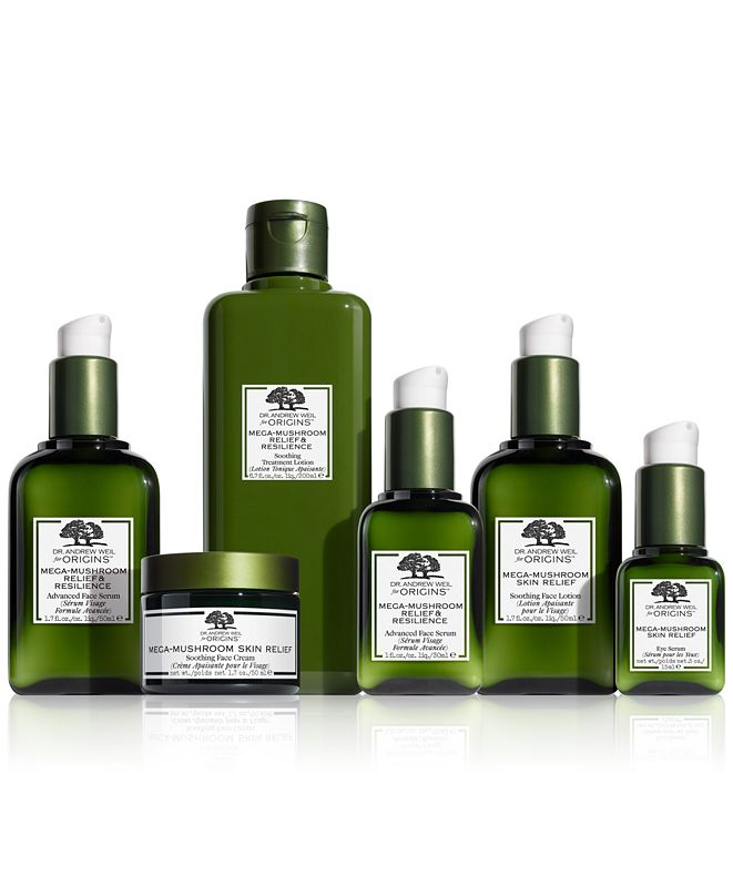 Origins Dr. Weil Mega-Mushroom Relief & Resilience Collection