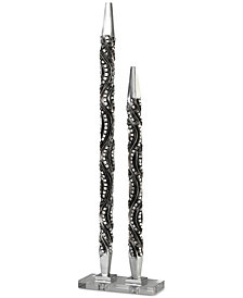 Uttermost Twisted Decorative Spears
