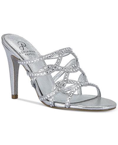 Adrianna Papell Emma Evening Sandals