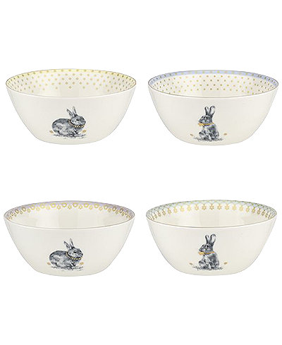 Spode Meadow Lane Cereal Bowls, Set of 4
