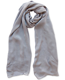 Verona Collection Luxury Reversible Satin Scarf