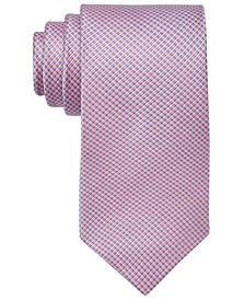 Lauren Ralph Lauren Checked Silk Necktie, Big Boys