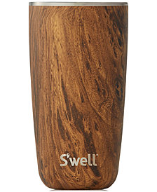 S'Well® 18-oz. Teakwood Tumbler