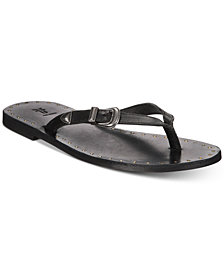 Frye Ally Western Flip-Flop Sandals