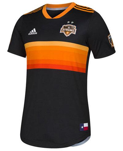 adidas Men's Houston Dynamo Secondary Authentic Jersey