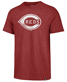 '47 Brand Men's Cincinnati Reds Coop Triblend Match T-Shirt