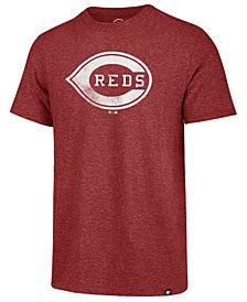 '47 Brand Men's Cincinnati Reds Coop Triblend Match T-Shirt