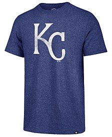 '47 Brand Men's Kansas City Royals Coop Triblend Match T-Shirt