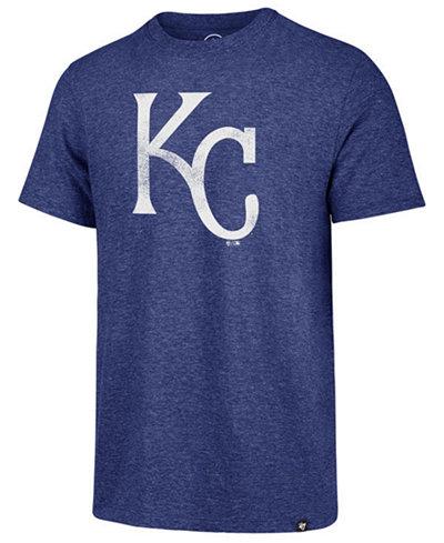 '47 Brand Men's Kansas City Royals Coop Triblend Match T-Shirt