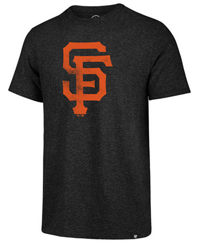 '47 Brand Men's San Francisco Giants Coop Triblend Match T-Shirt