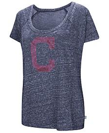 Women's Cleveland Indians Outfielder T-Shirt