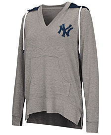 G-III Sports Women's New York Yankees Ring Time Hoodie