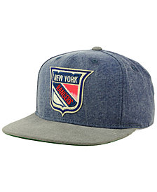 CCM New York Rangers 2Tone Snapback Cap