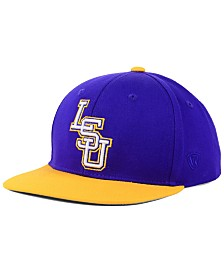 Top of the World Boys' LSU Tigers Maverick Snapback Cap