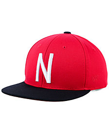 Top of the World Boys' Nebraska Cornhuskers Maverick Snapback Cap
