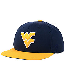 Top of the World Boys' West Virginia Mountaineers Maverick Snapback Cap
