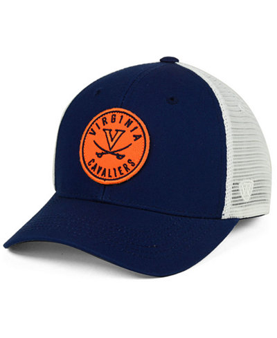 Top of the World Virginia Cavaliers Coin Trucker Cap