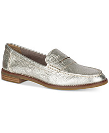 Sperry Women's Seaport Penny Memory Foam Loafers
