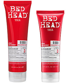 TIGI Bed Head Urban Antidotes Resurrection Shampoo, 8.45-oz. & Conditioner, 6.76-oz. (Two Items), from PUREBEAUTY Salon & Spa