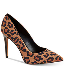 BCBGeneration Heidi Classic Pointed-Toe Pumps