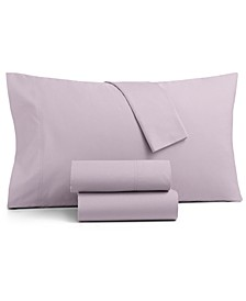 Sleep Soft 4-Pc King Sheet Set, 300-Thread Count 100% Cotton, Created for Macy's