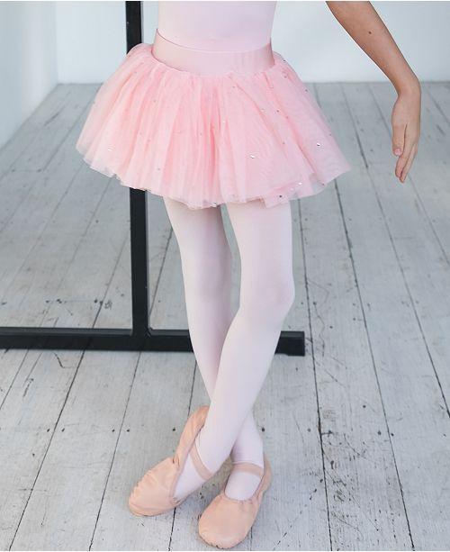 59267063e3 Flo Dancewear Footed Ballet Tights, Little Girls & Big Girls ...