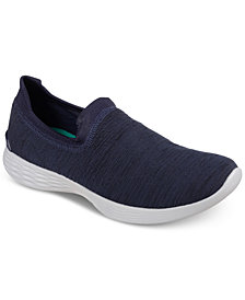 Skechers Women's YOU Define - Aurora Casual Walking Sneakers from Finish Line