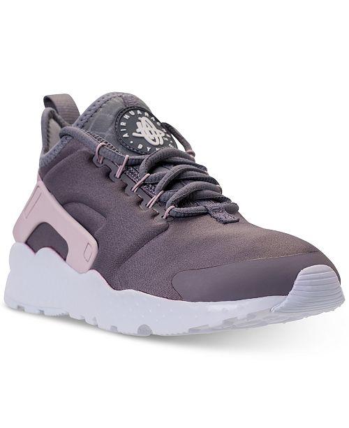 Nike Women's Air Huarache Run Ultra Running Sneakers from