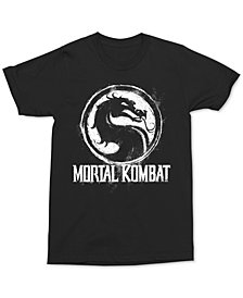 Changes Men's Mortal Kombat Graphic-Print T-Shirt