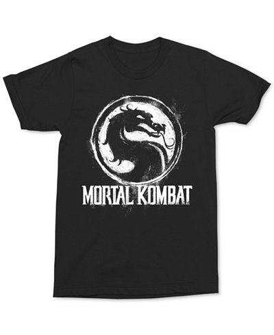 Changes Men's Mortal Kombat Graphic-Print T-Shirt