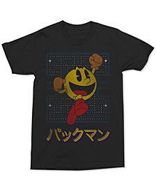 Changes Men's Japanese Pac-Man Graphic-Print T-Shirt