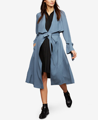 BCBG Maxazria Maternity Trench Coat