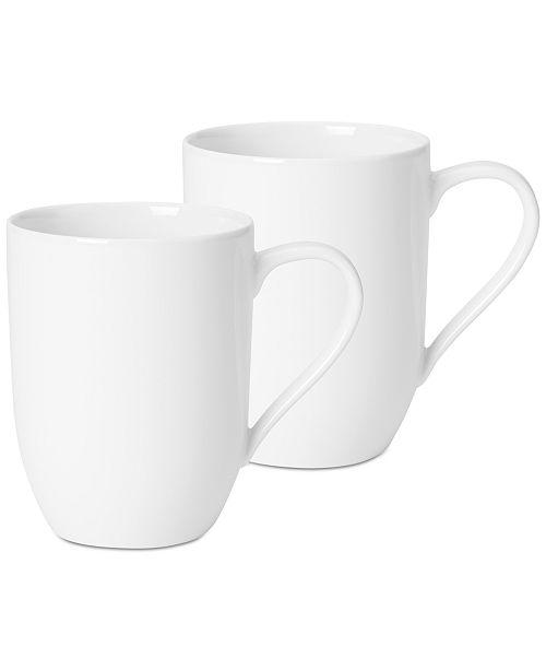 Villeroy & Boch For Me Collection 2-Pc. Mug Set