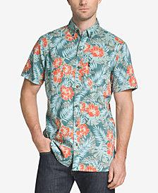 G.H. Bass & Co. Men's Salt Cove Printed Shirt